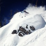 pow in the Crags